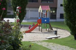 mantenimiento de parques infantiles comuno